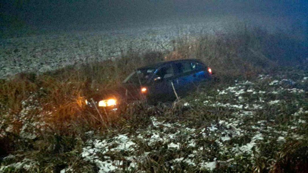 nehoda Šumpersko zdroj foto: HZS Olk