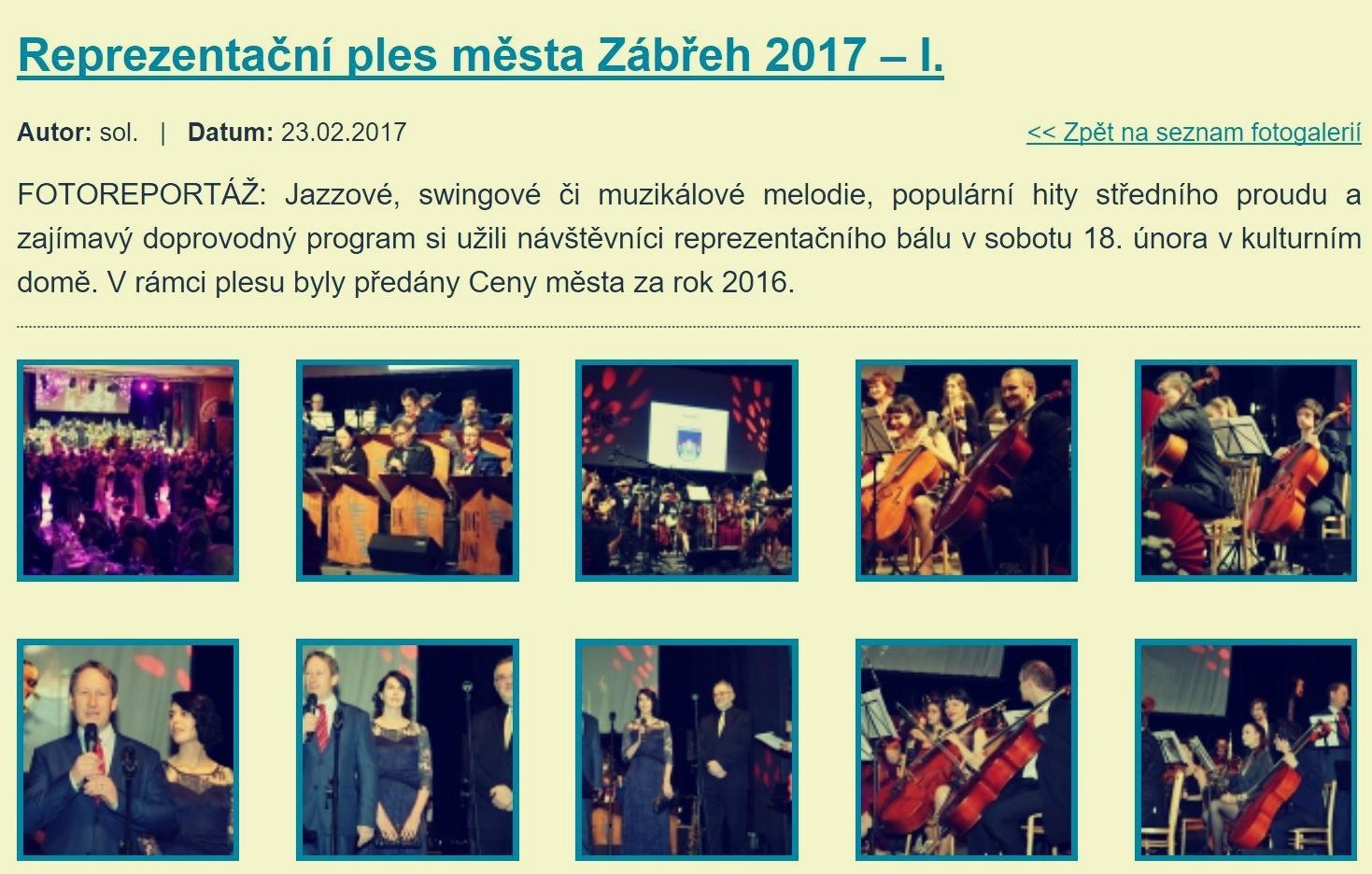 šumpersko.net - exkluzivní fotogalerie
