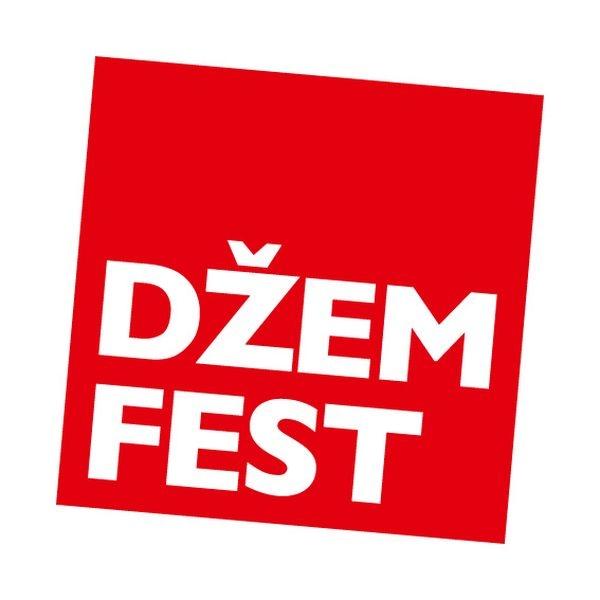 Dzemfest logo