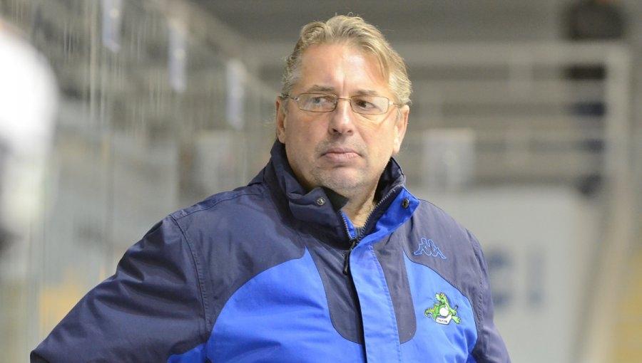 trenér Pavel Hulva zdroj foto: Draci Šumperk