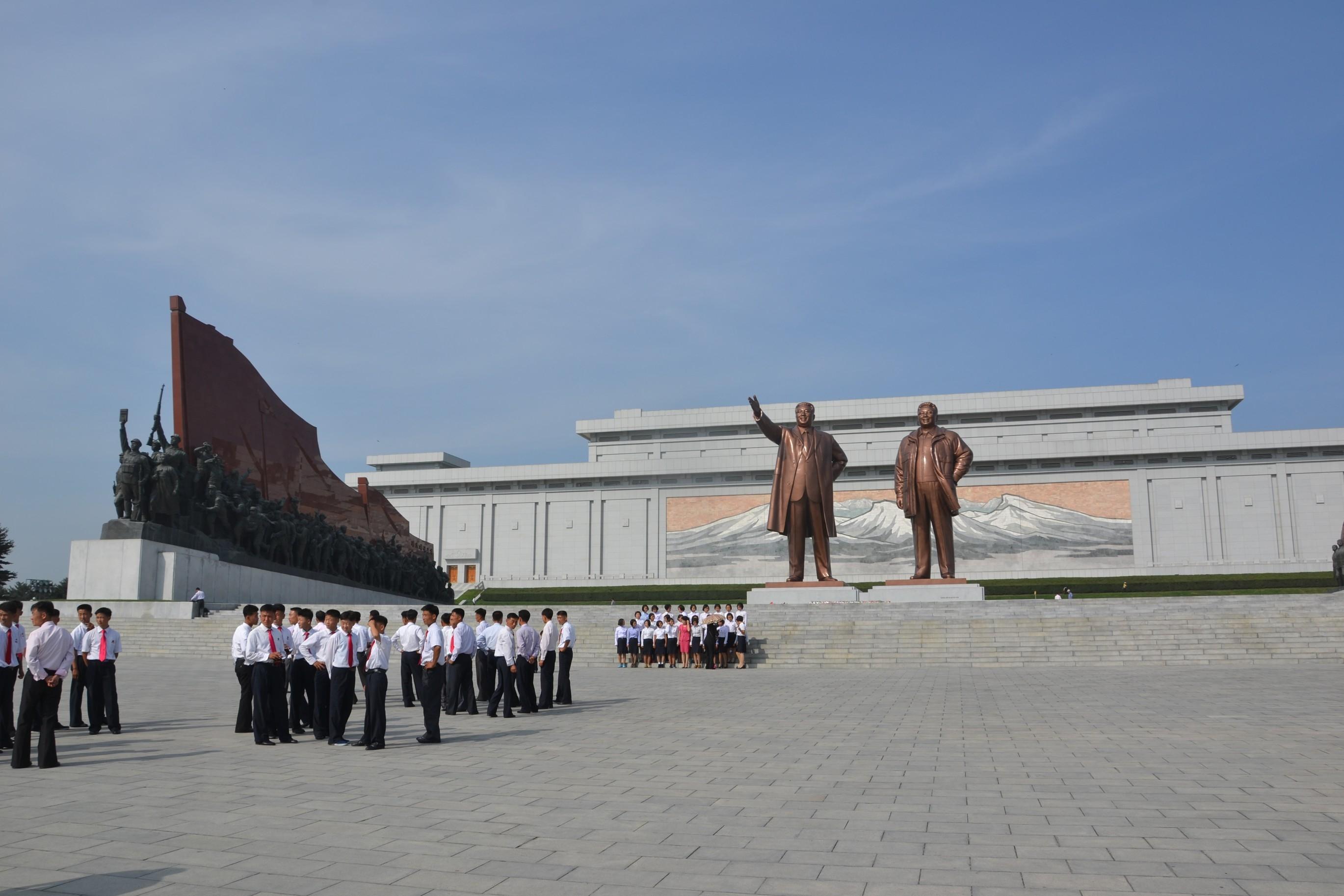 Severní Korea zdroj foto: DK