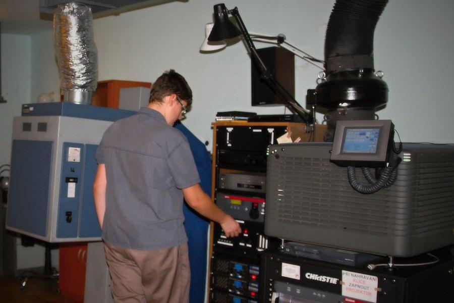 kino Oko před rekonstrukcí zdroj foto: archiv šumpersko.net