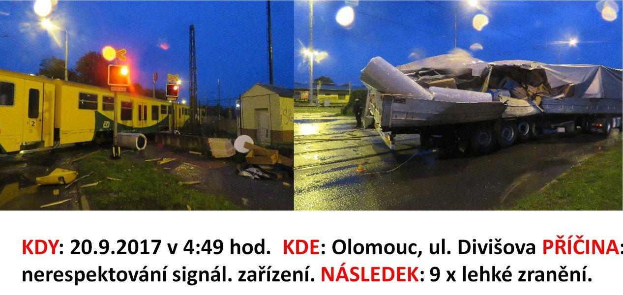 DN železniční přejezdy zdroj foto: PČR