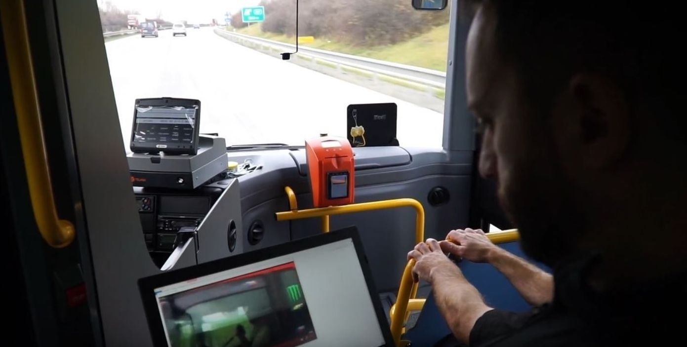 DBA autobus zdroj: PČR