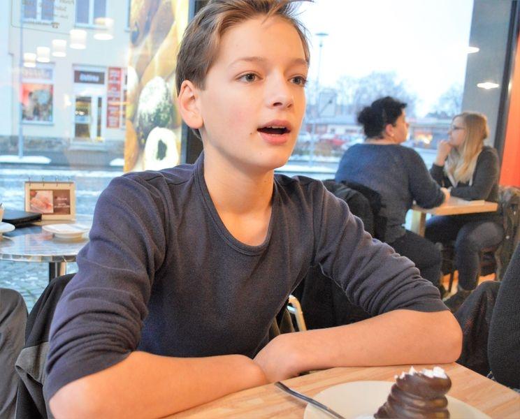 Mohelnickým talentem roku se stal dvanáctiletý Honza zdroj foto: V. Sobol