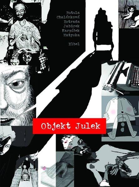 pozvánka na křest knihy - Objekt Julek zdroj: R. Auer