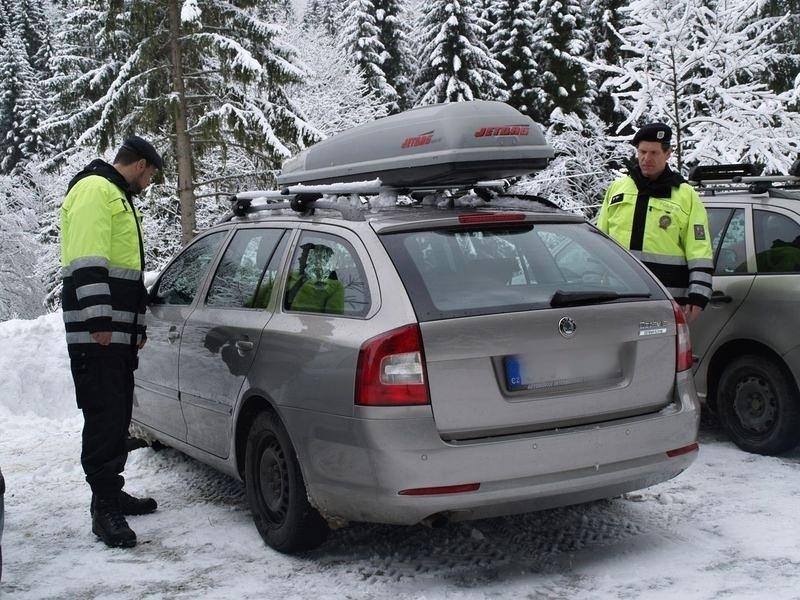 Prevence v lyžařských střediscích zdroj foto: PČR