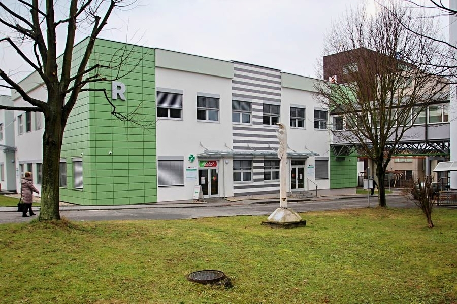 NŠ postupně mění vzhled - nově postavený pavilon R v roce 2017 foto: šumpersko.net