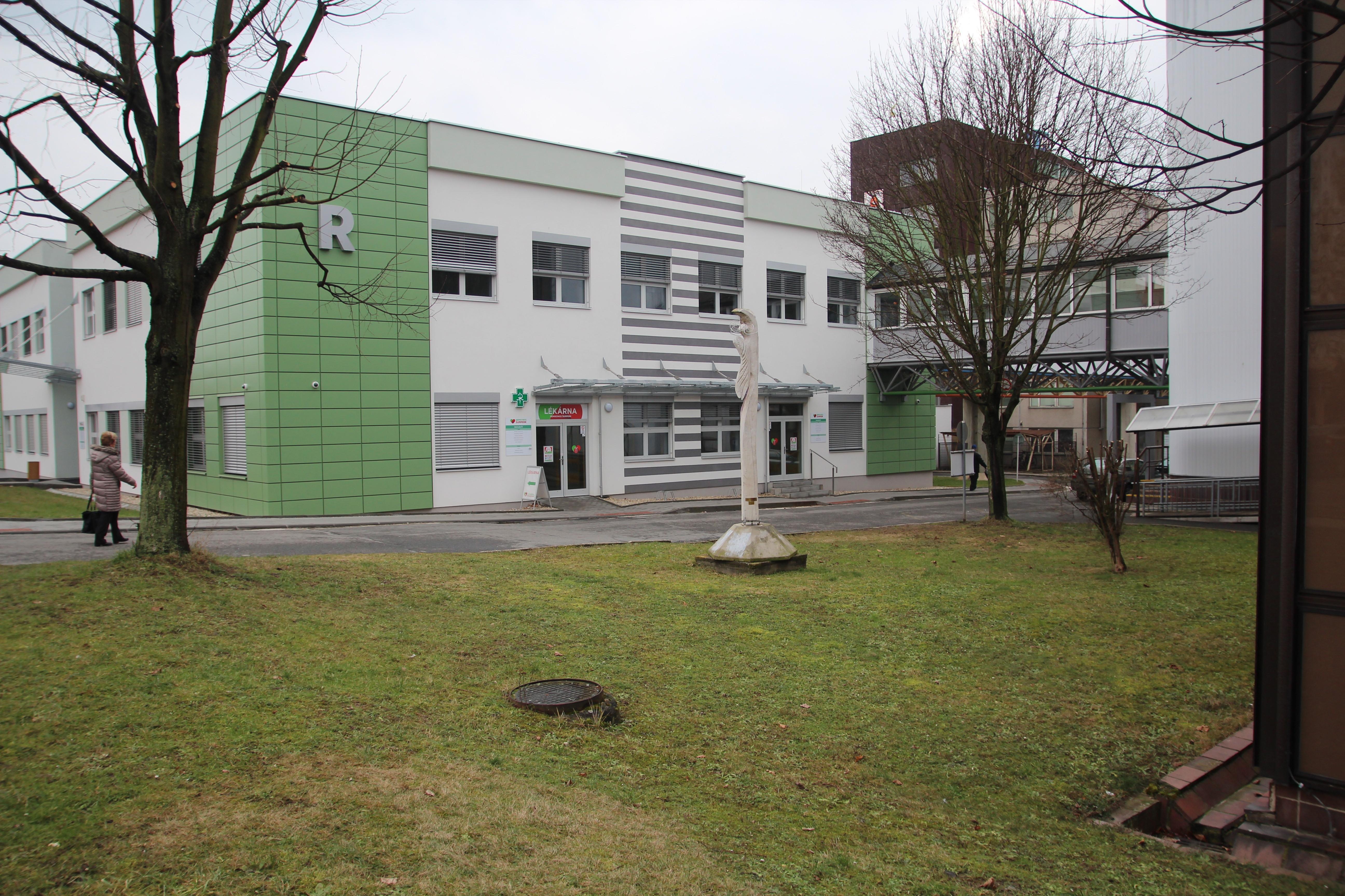V kategorii Architektura – novostavba zastupitelstvo udělilo cenu nově vybudovanému pavilonu R v Nemocnici Šumperk foto: šumpersko.net