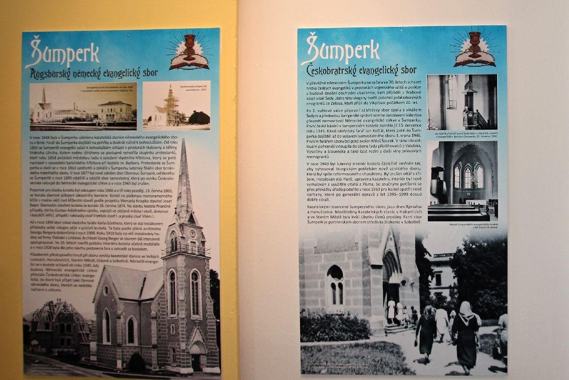 Evangelíci na Šumperku zdroj foto: šumpersko.net