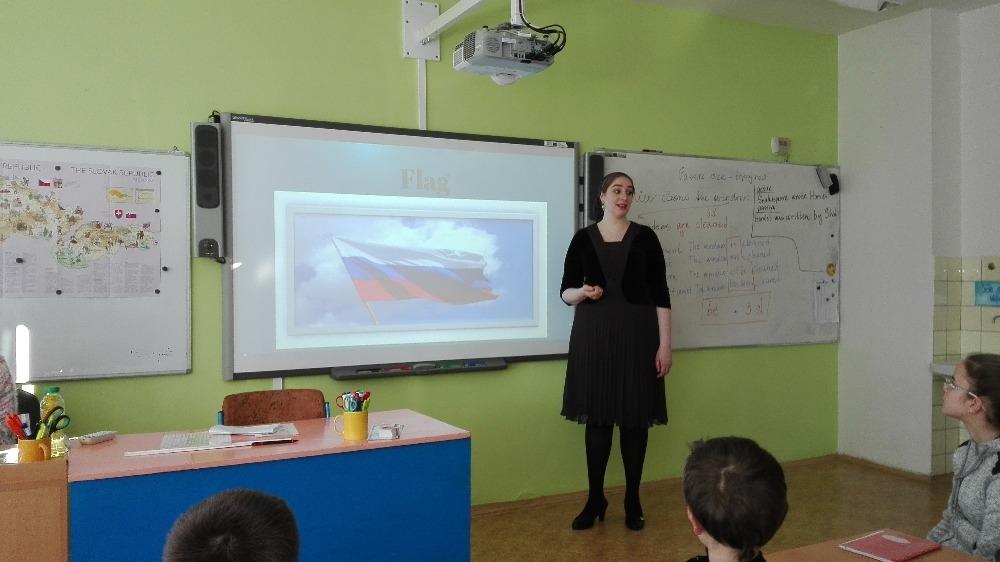 V. ZŠ Šumperk hostila studenty z celého světa zdroj foto: škola