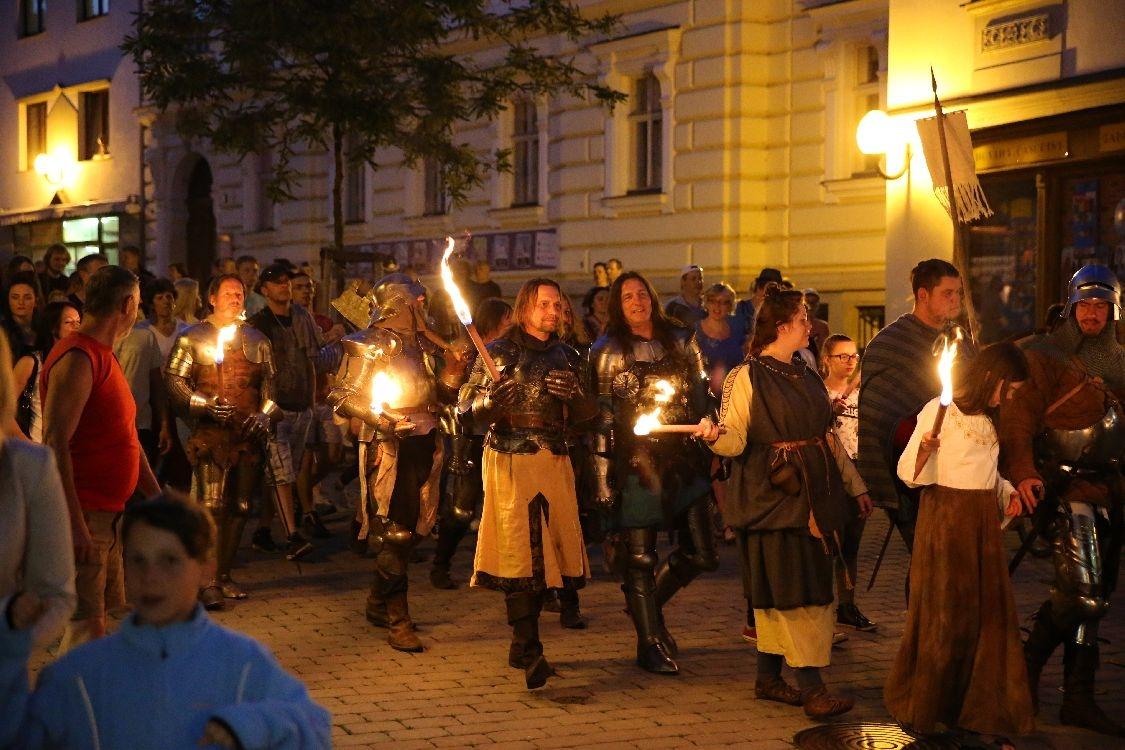 Slavnosti města foto: archiv šumperko.net - M. Jeřábek