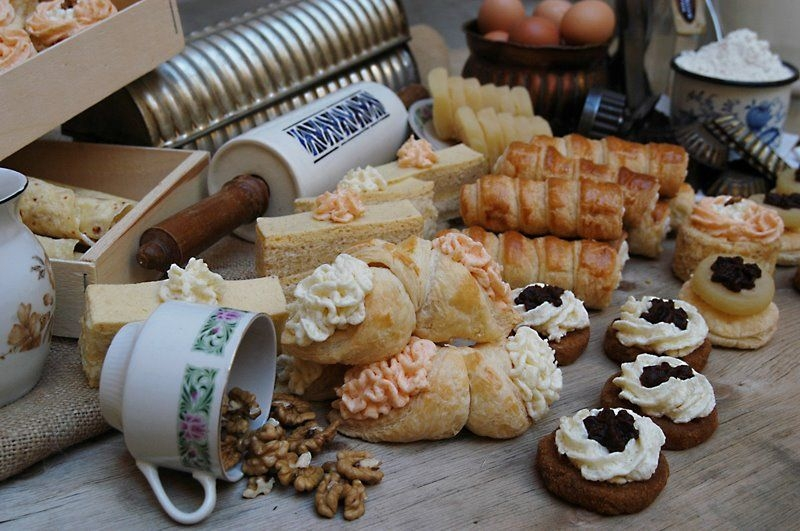 výrobky Tvarůžkové cukrárny
