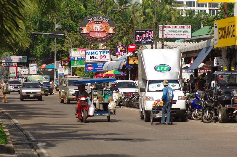 Pattaya,foto:František Porteš