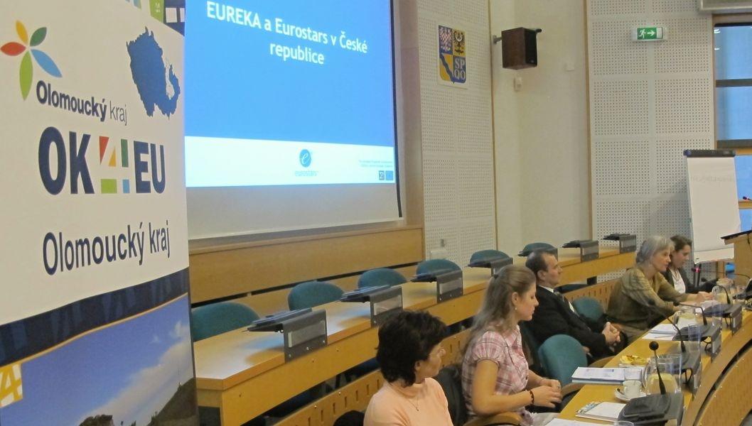 Olomoucký kraj představil komunitární programy Evropské unie