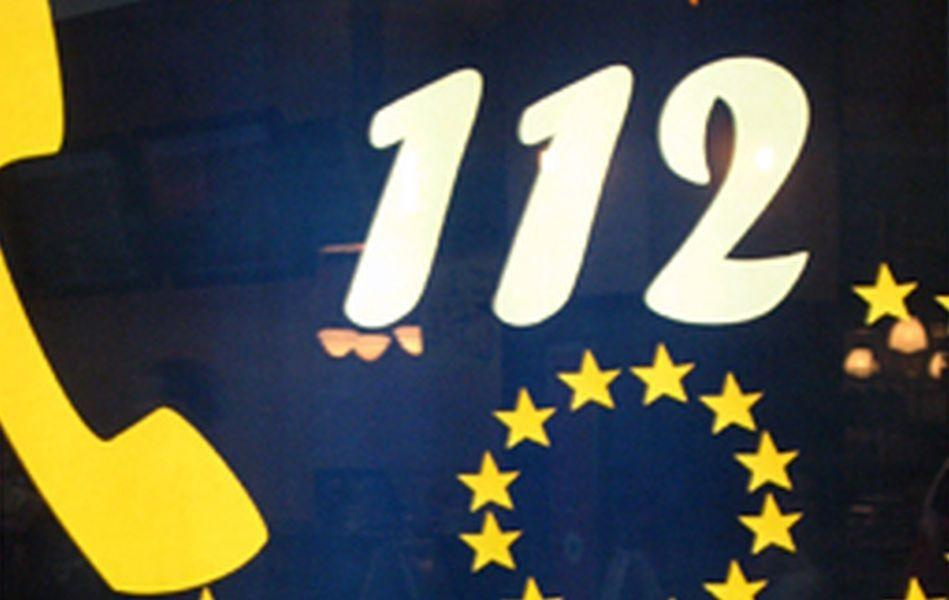 Evropská linka 112