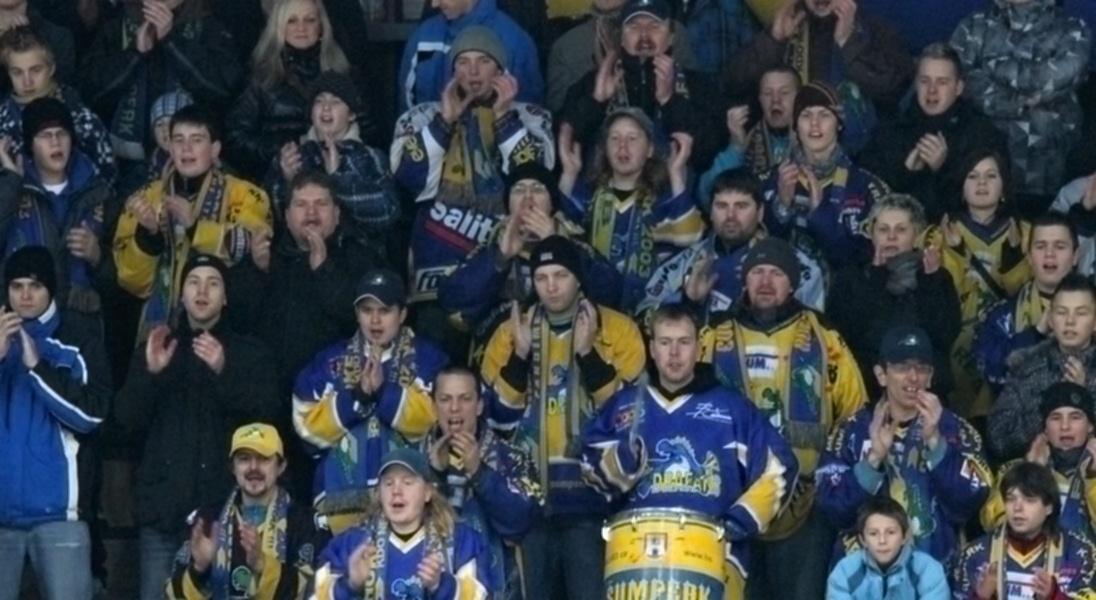 Bez fanoušků nemá cenu v Šumperku dělat hokej