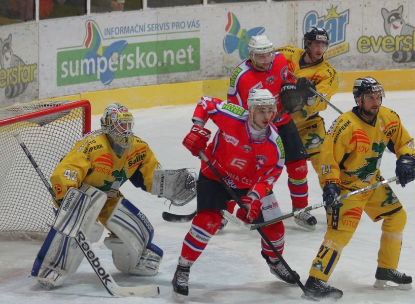 Salith Šumperk vs SK Horácká Slavia Třebíč