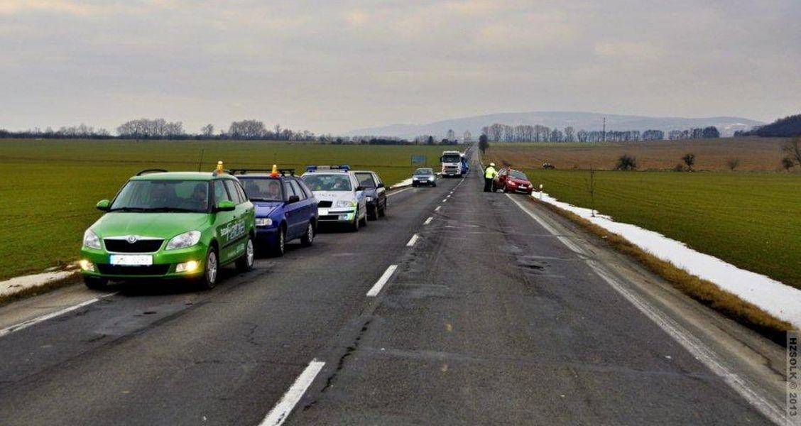 DN mezi Olomoucí a Šternberkem