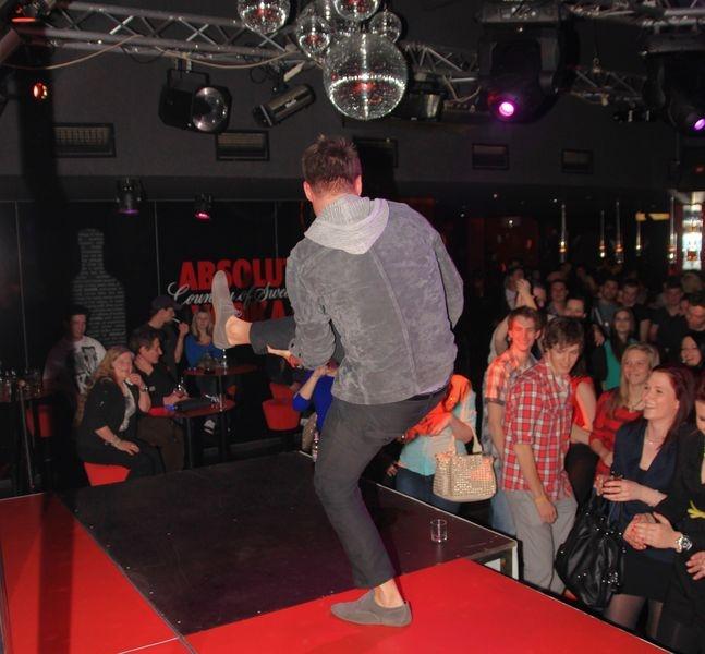 show Evropy 2 v Šumperku