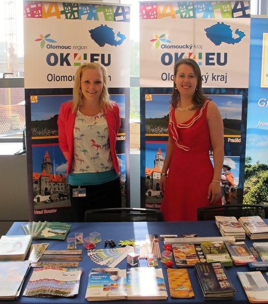 Olomoucký kraj se představil na Open Doors Day
