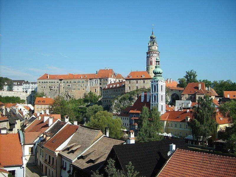 Český Krumlov zdroj foto:Wikipedie