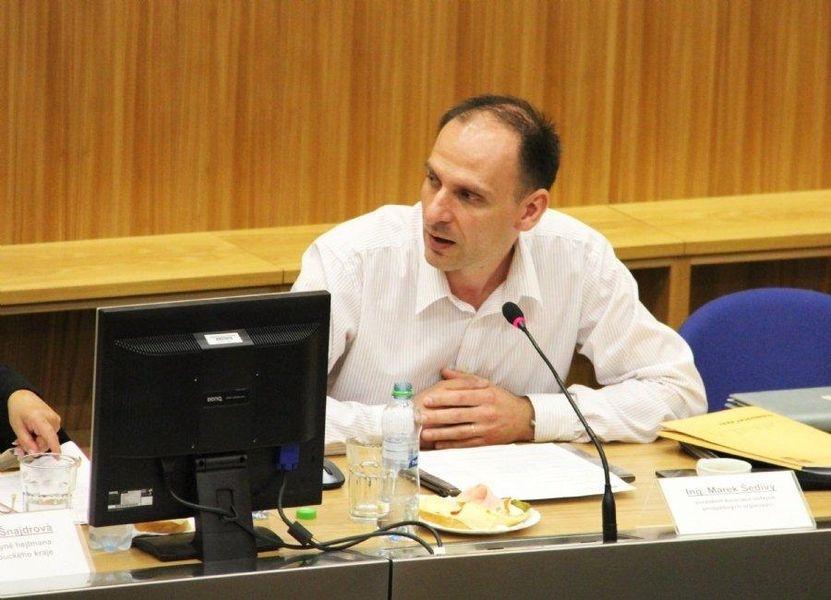 Marek Šedivý - host konference