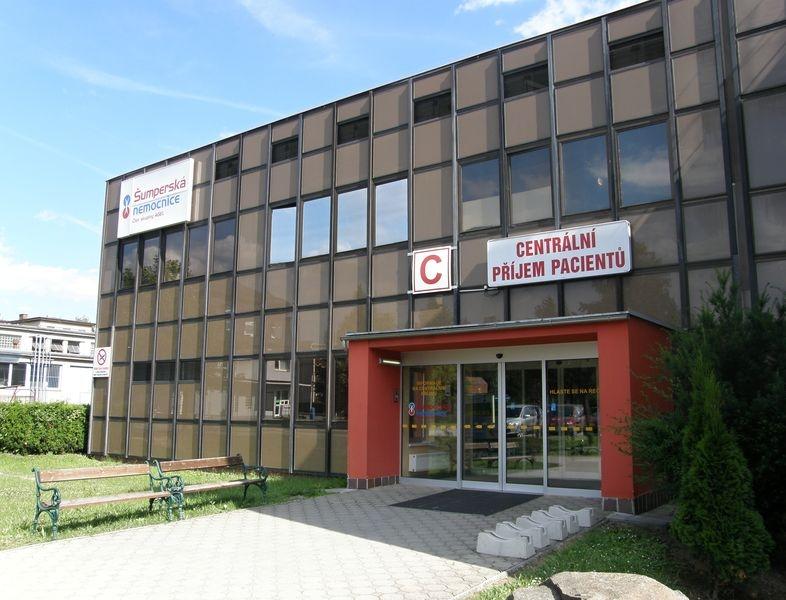 Šumperská nemocnice foto:sumpersko.net