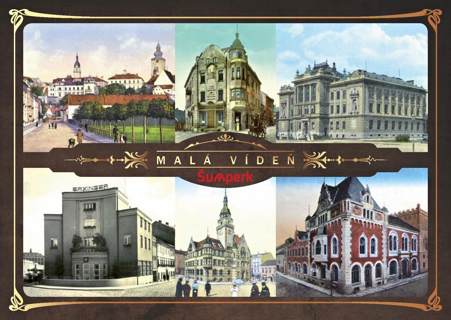 Šumperk - Malá Vídeň