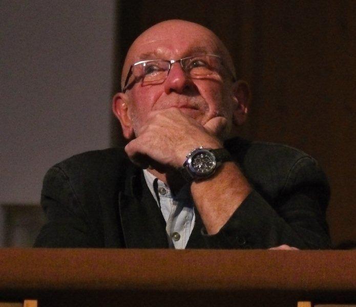 Vladimír Rybička na BluesAlive 2012
