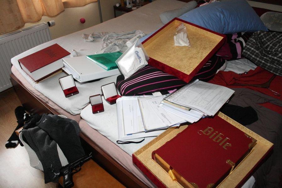 ilustrační snímek zdroj foto:PČR