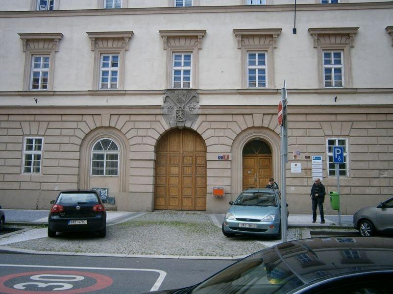 areál kasáren Jana Žižky v Praze 8 – Karlíně