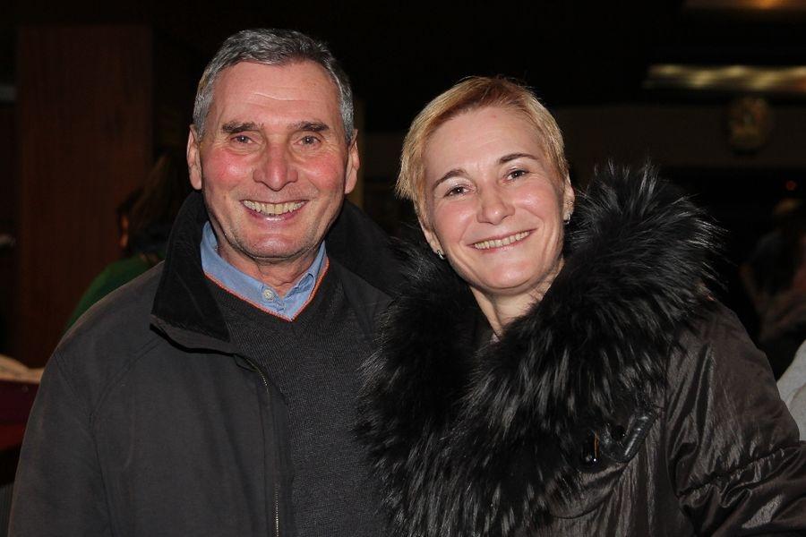 František Šmejkal a Alena Šmotková