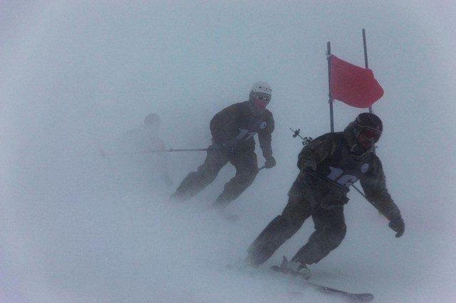 Winter Survival 2014 zdroj foto:Armáda ČR