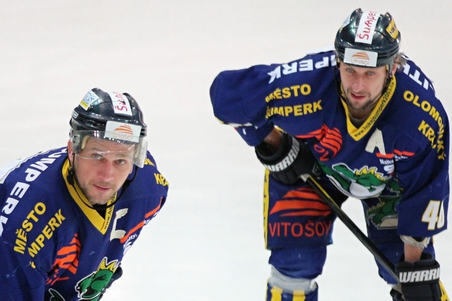 Salith Šumperk vs HC Slovan Ústečtí Lvi