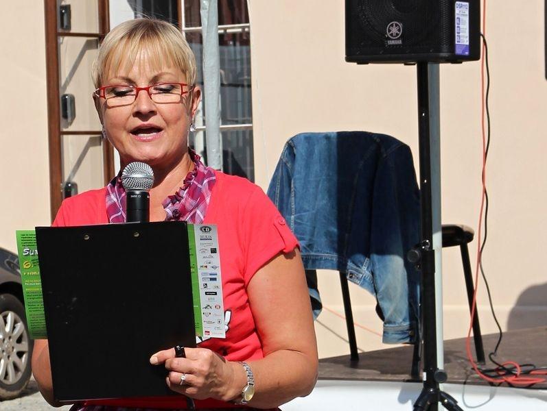 Olga Kaštická - Šumperský Hafan 2012