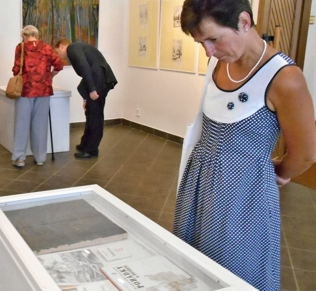 vernisáž výstavy Výtvarné Zábřežsko foto: V.Krejčí