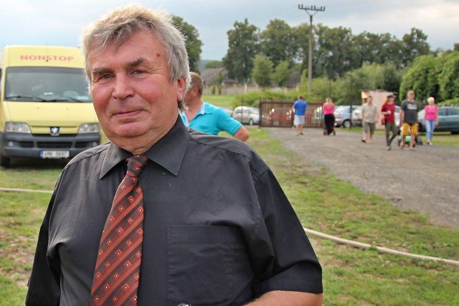 starosta Lukavice Jan Hajtmar