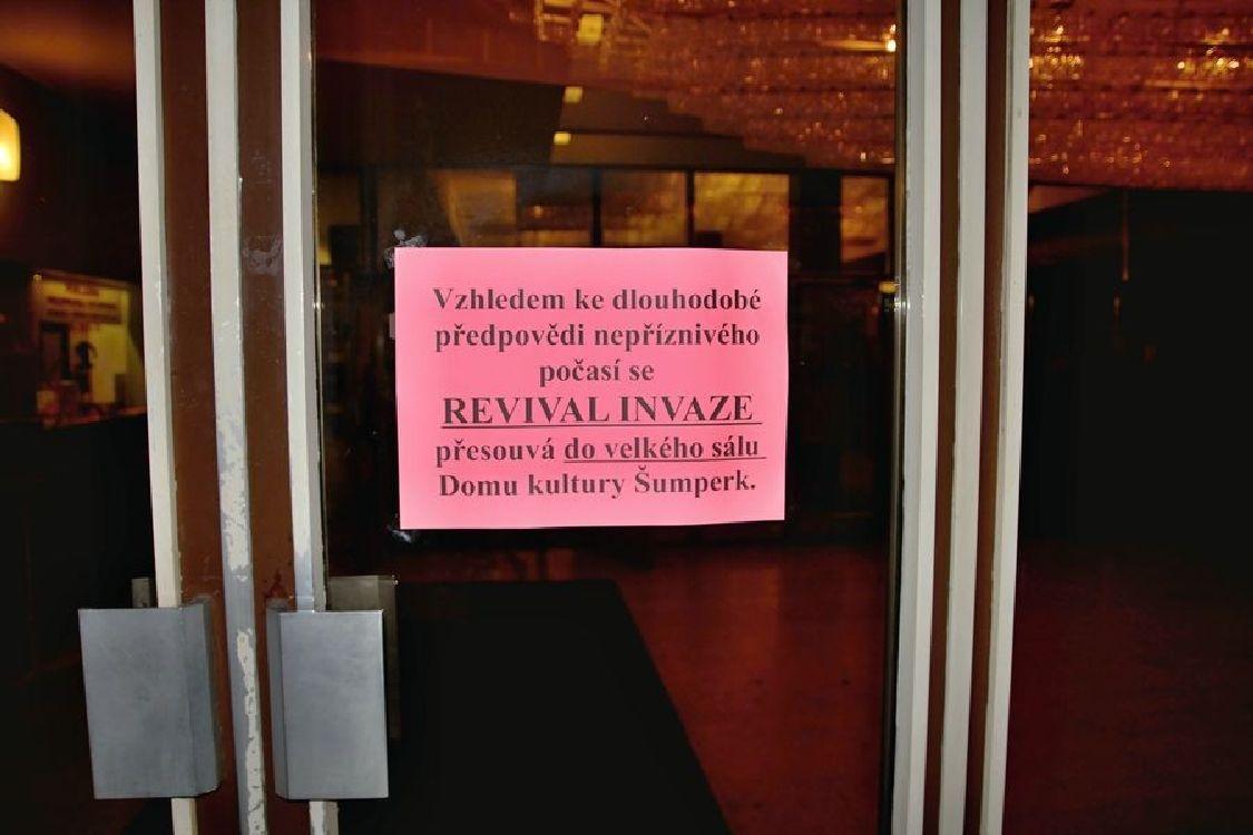Revival Invaze 2014