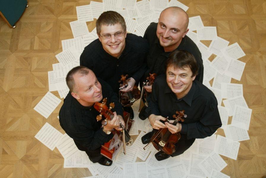 Gamavilla Quartet