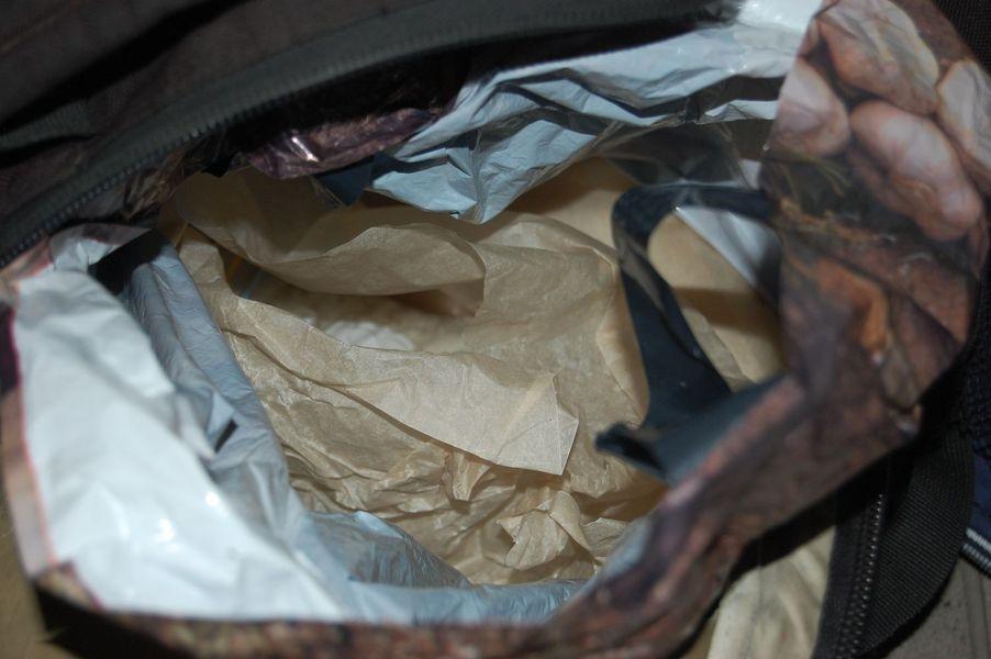 zajištěné drogy zdroj foto: Celní úřad v Olomouci