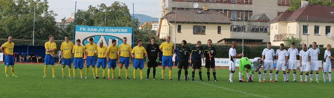 FK SAN-JV Šumperk vs SK Chválkovice