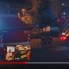 VIDEO! V devátém patře hotelu Clarion si host hrál s otevřeným ohněm