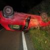 Opilá řidička havarovala před Šumperkem