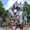 Malí horolezci z Mohelnice mají nové sportovní hřiště