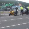 Dopravně bezpečnostní akce na Červenohorském sedle a Skřítku