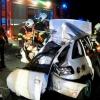 Nákladní vozidlo narazilo do odstaveného osobního auta na dálnici D35