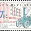 Česká pošta představila známku k 100. výročí založení Národního zemědělského muzea