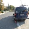 Opilý řidič havaroval v Bludově