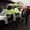 Policisté v Šumperku připravili netradiční dopravní akci